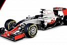Megérkezett az új F1-es istálló 2016-os versenygépe: Haas F1 Team - VF16