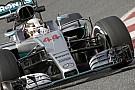 Hamilton: jó alap a W07, úgy tűnik, nem állunk rosszul