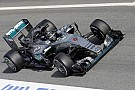 """A Mercedes megerősítette, szerdán beveti a """"csodafegyverét"""" Barcelonában"""