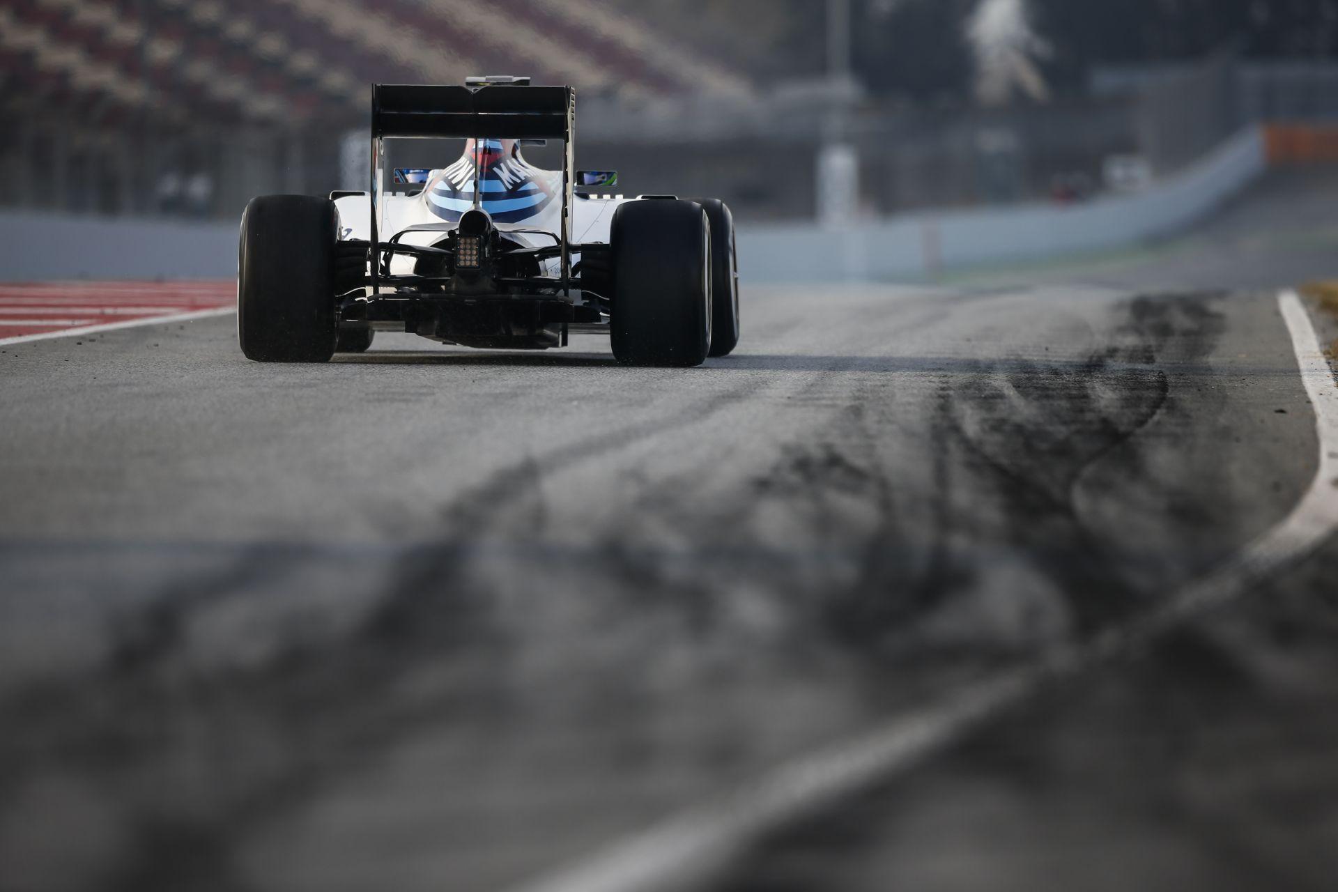 Massa nem boldog, de van megoldás a Williamsnél