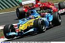 Schumacher üldözőbe veszi Alonsót a Ferrarival: 2004, Magny-Cours