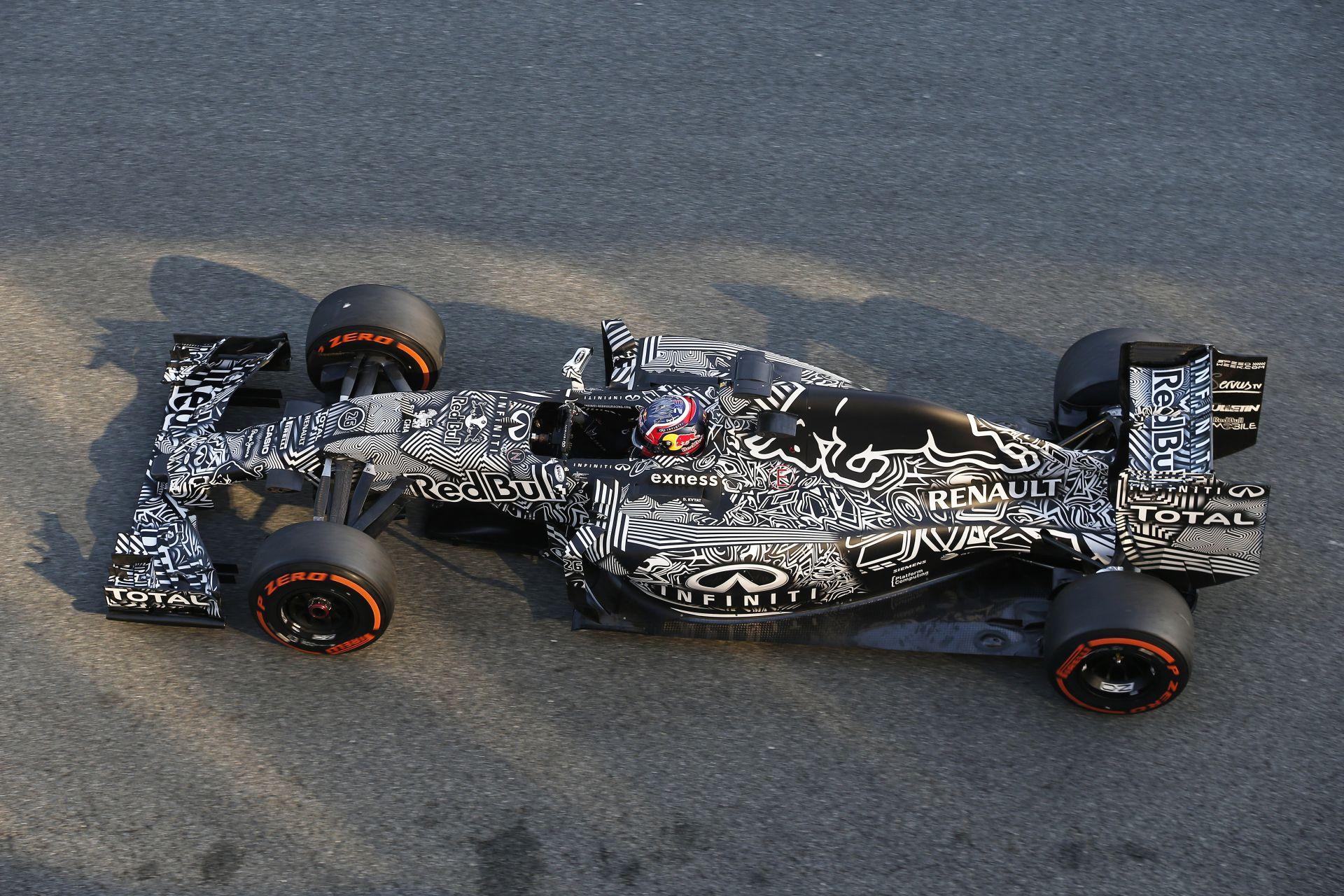 Kiderült, mikor leplezi le a Red Bull az új autófestését