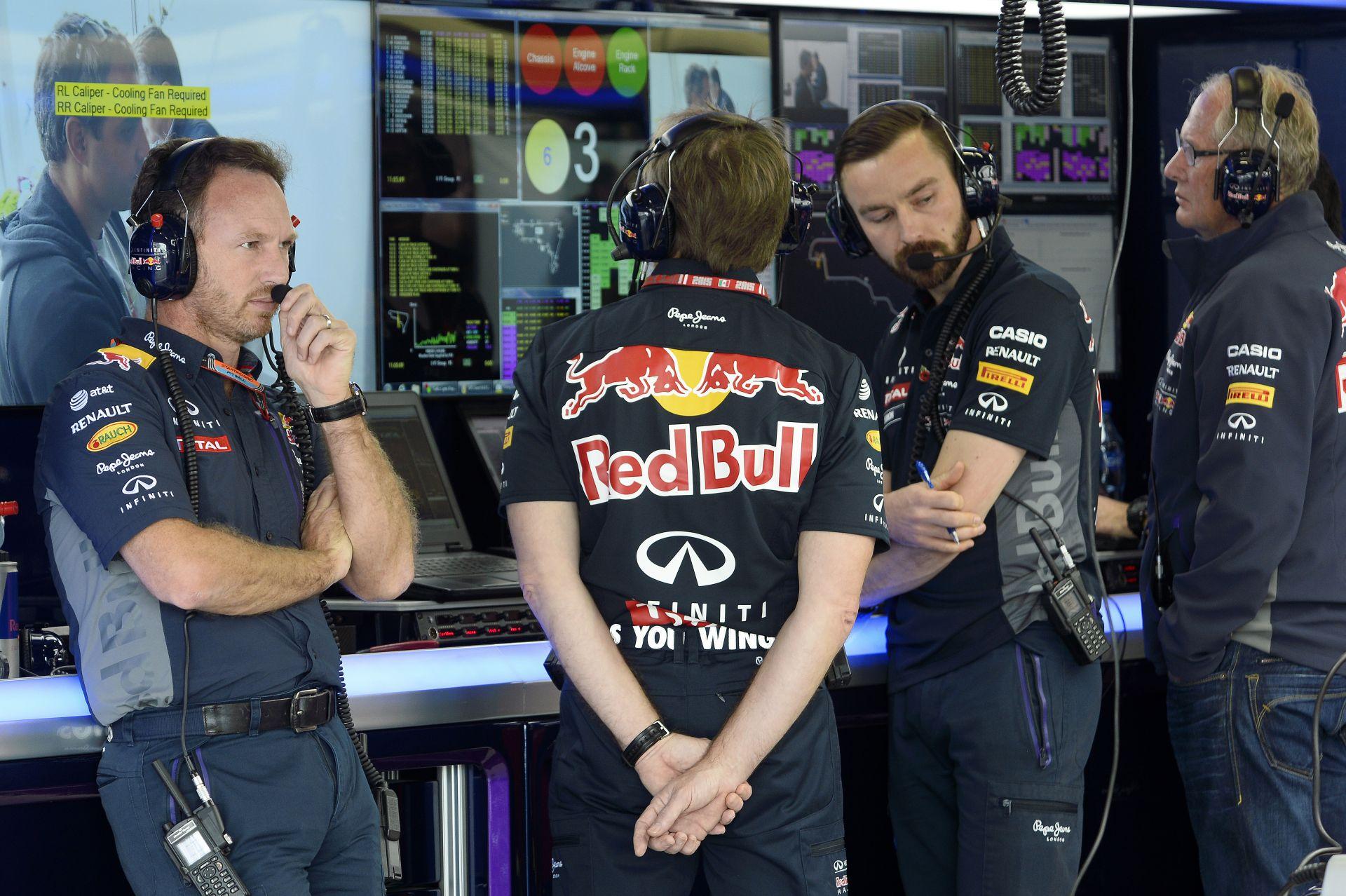 A Red Bull hamarosan dönt a 2016-os erőforrásról: még mindennel időben vannak, lesz megoldás!
