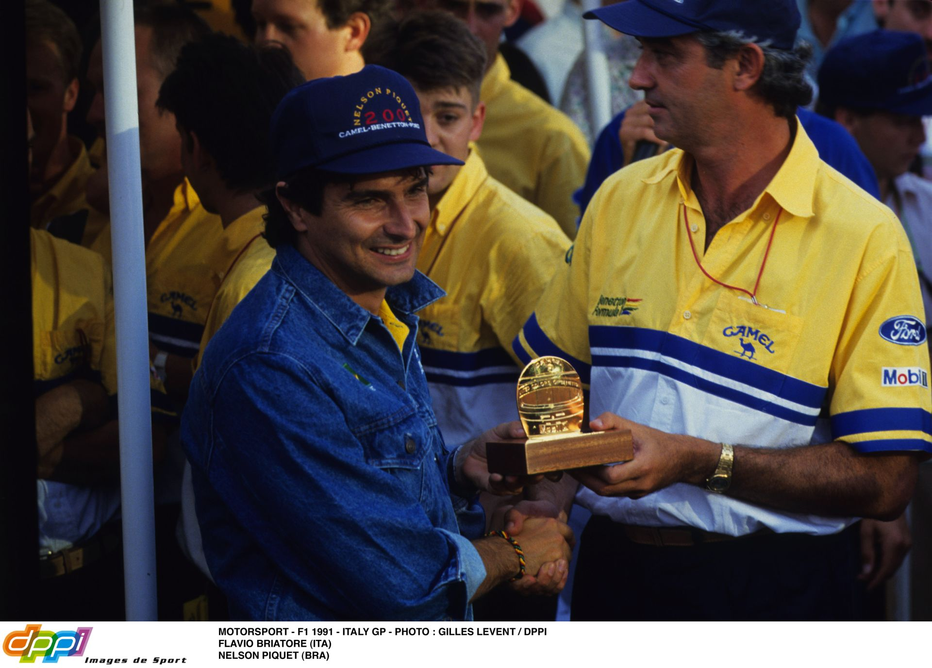 Ezen a napon vonult vissza Nelson Piquet a Forma-1-ből: Senna nyerte meg minden idők legrövidebb F1-es futamát