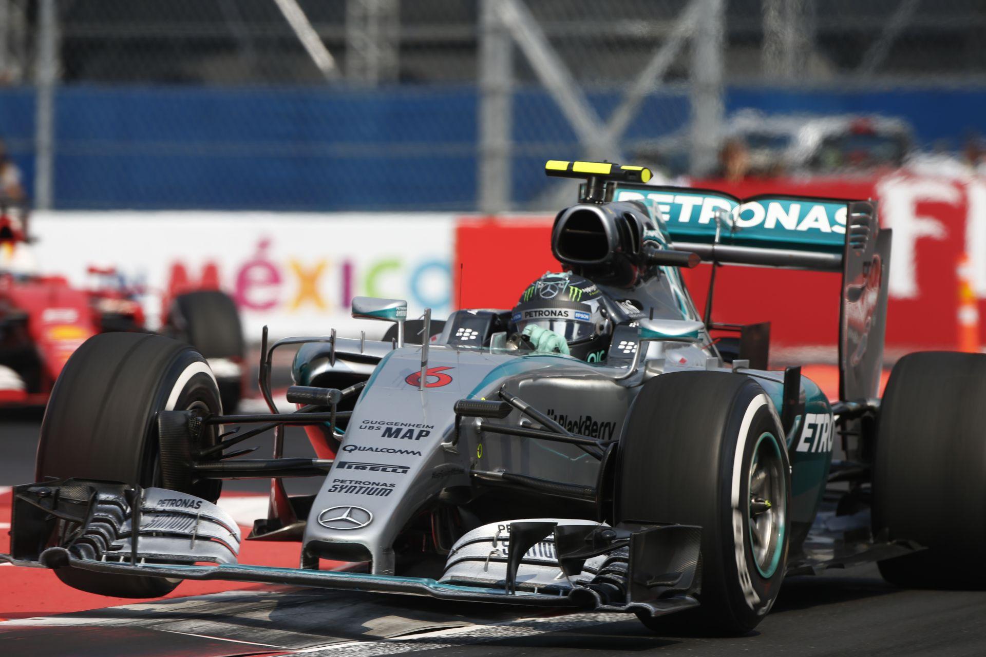 Ecclestone szerint is kevés Rosberg: erős pilóta kell Hamilton mellé!
