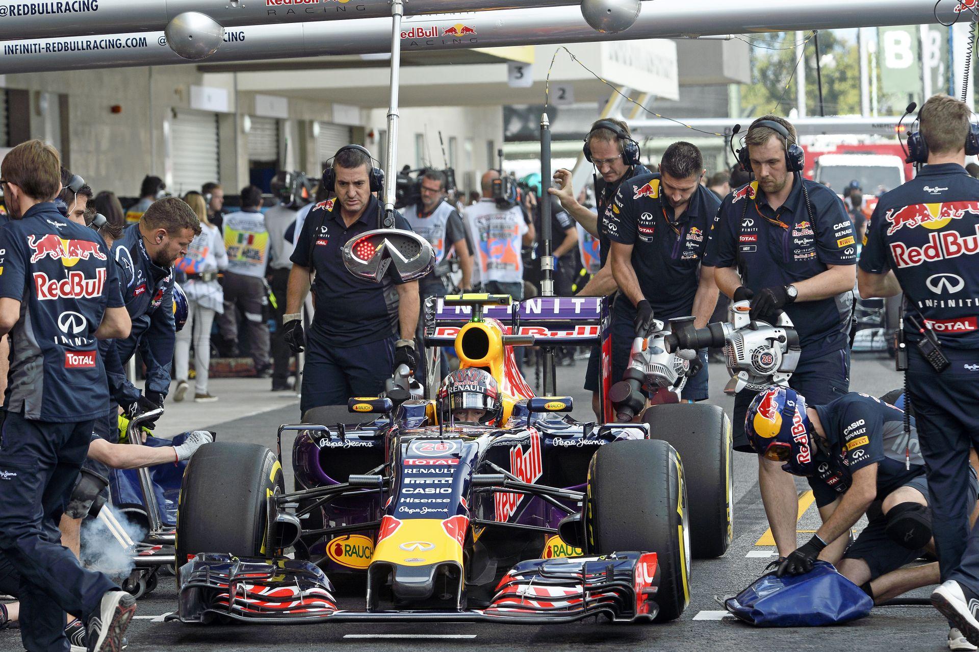 A Red Bull mégis a Renault új erőforrásaival megy a Brazil Nagydíjon!