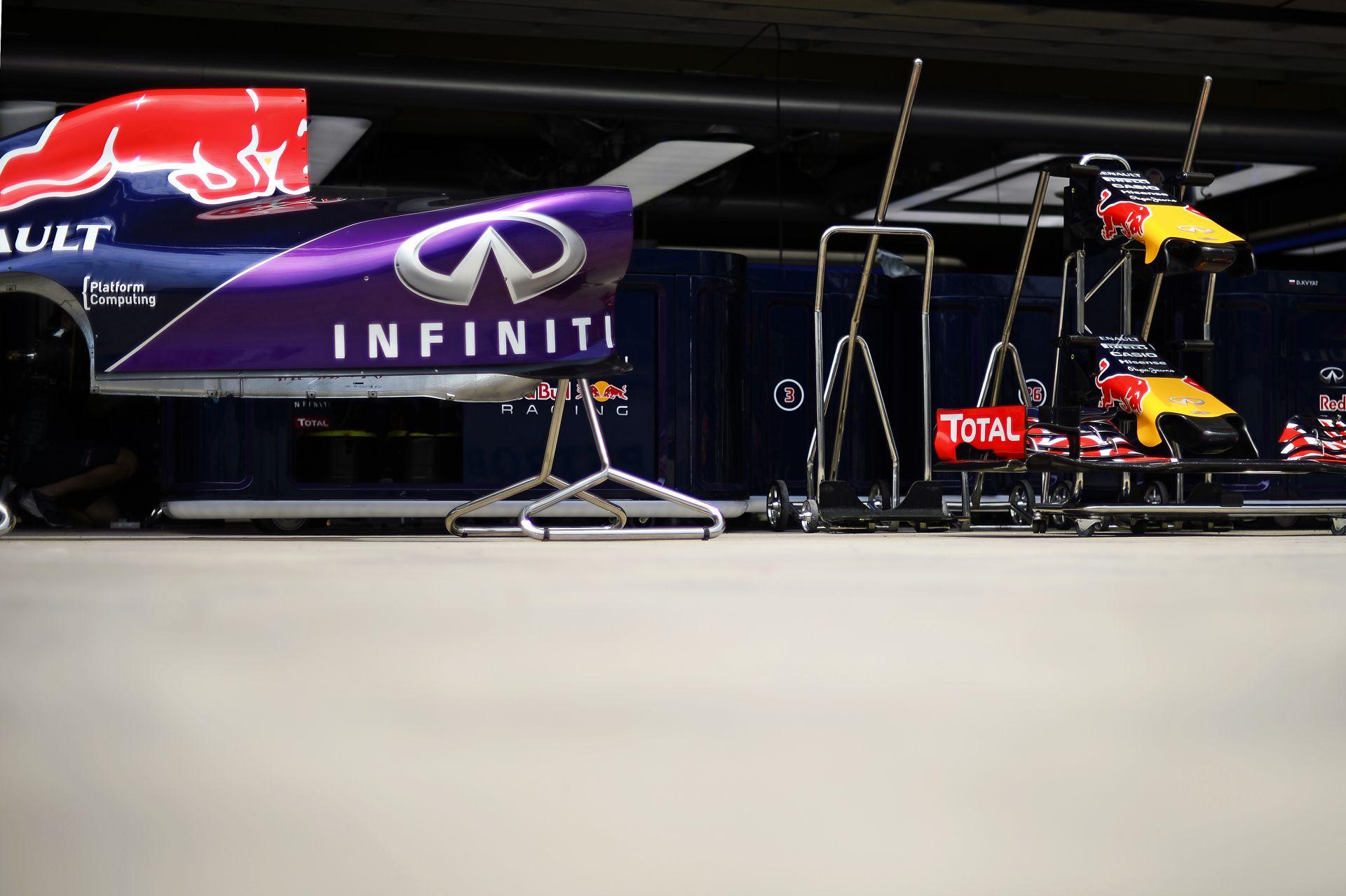 A Red Bull hivatalosan is megerősítette, hogy a Forma-1-ben marad!