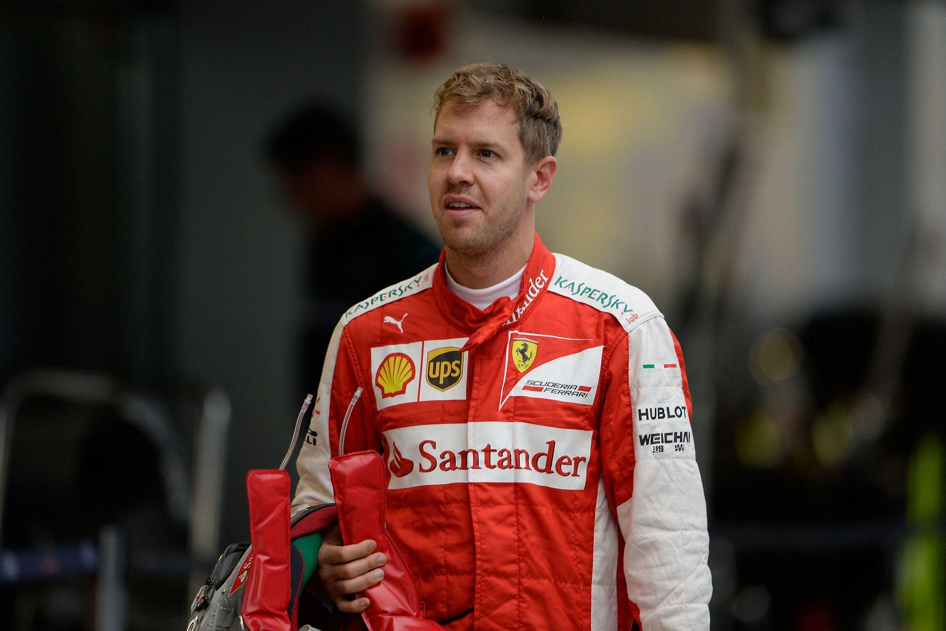"""Vettel: """"A DTM mókás és még a számláidat is ki tudod fizetni…"""""""