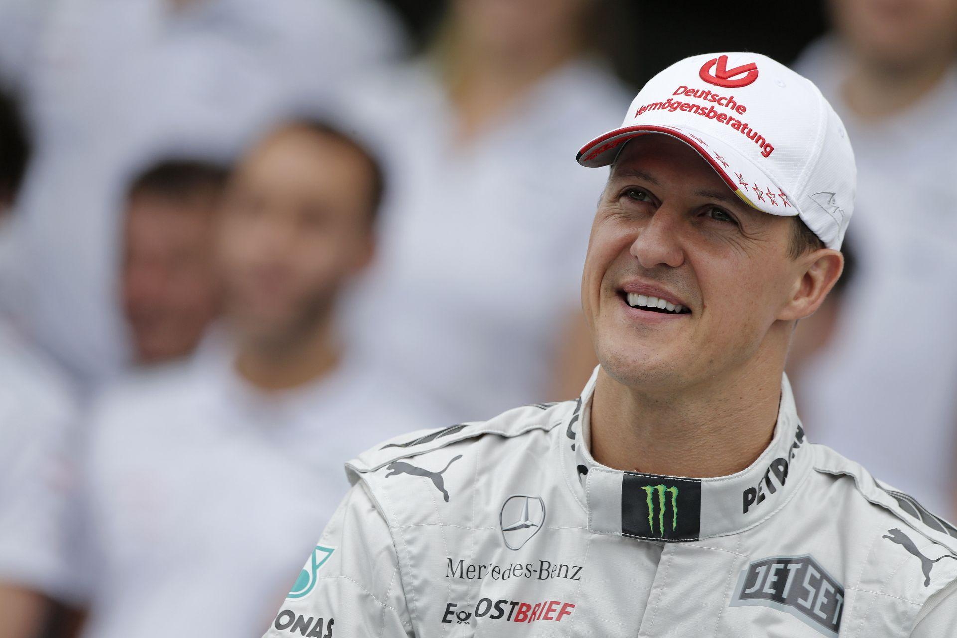 Schumacher három éve ezen a napon köszönt el végleg a Forma-1-től: érzelmes búcsú