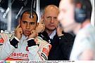 A McLaren elnöke rossz szemmel nézi Hamilton viselkedését, Wokingban a brit ezt nem tehette volna meg!