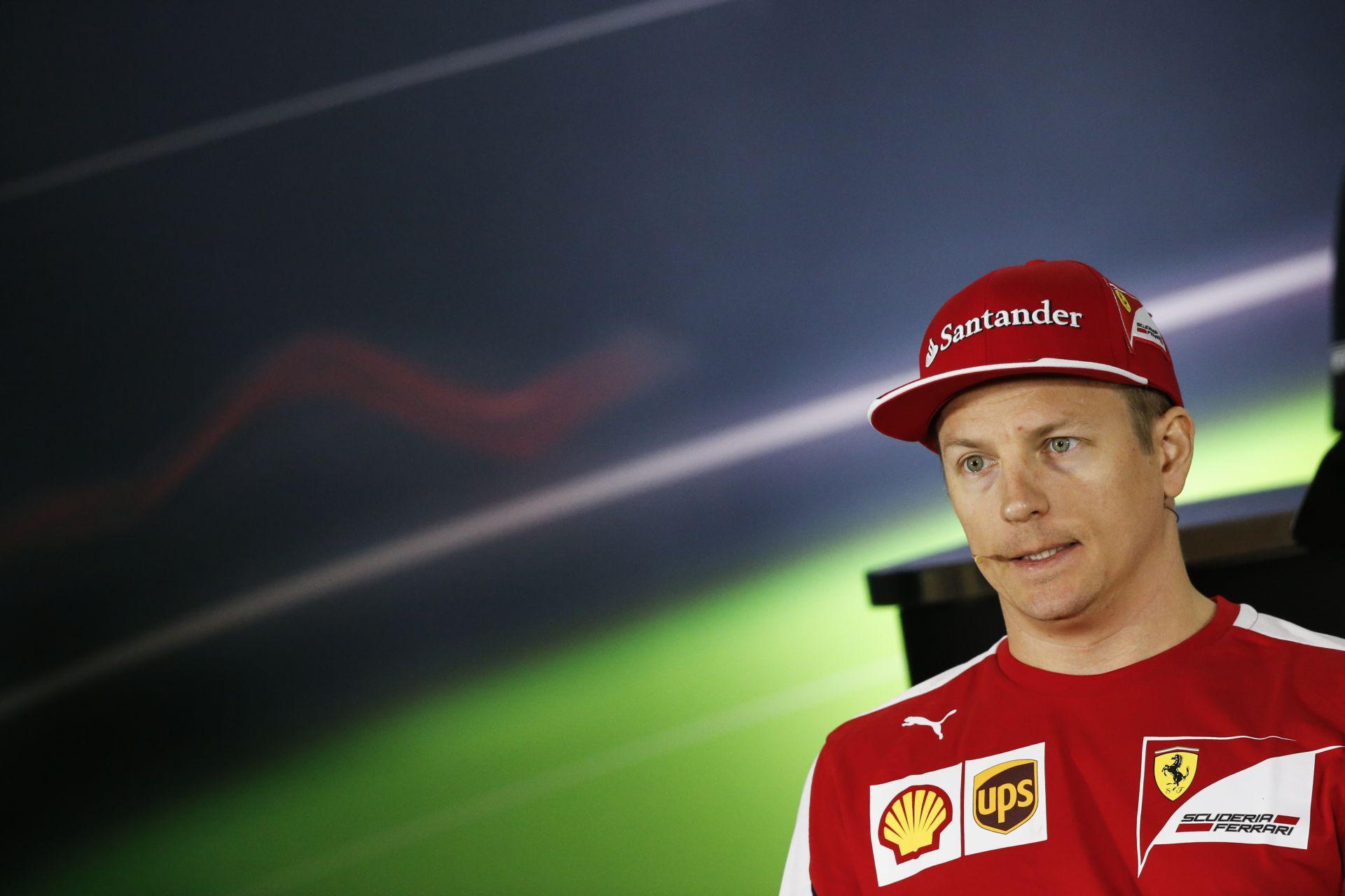 """Piero Ferrari: """"Ha egy jó autó van Kimi alatt, akkor gyors!"""""""