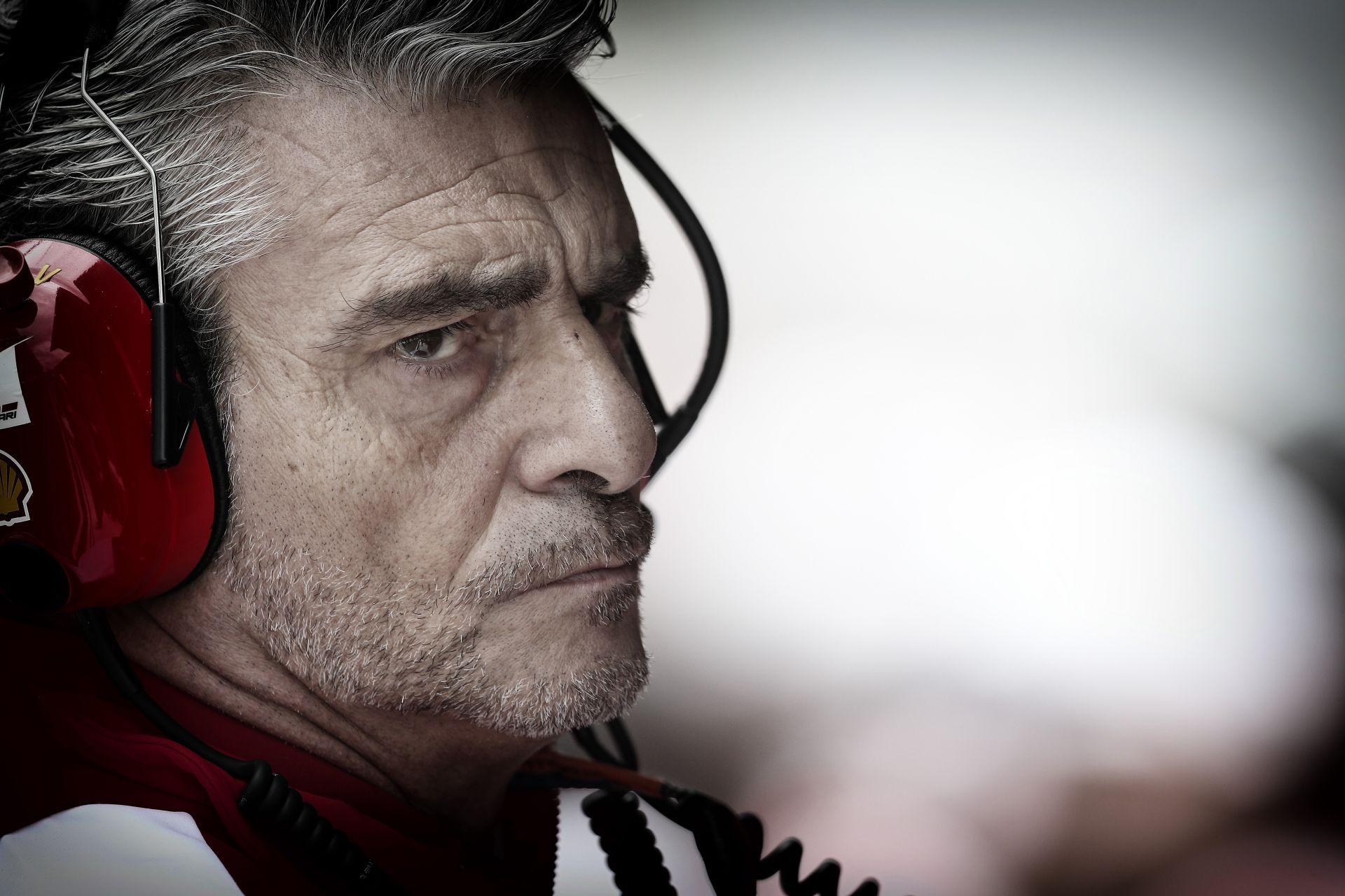 """A Ferrari csapatfőnöke: """"Levágom azt a kiba**ott fejedet!"""""""