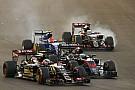 Maldonado: Ha én ütöttem volna ki Alonsot, akkor most mindenki erről beszélne!