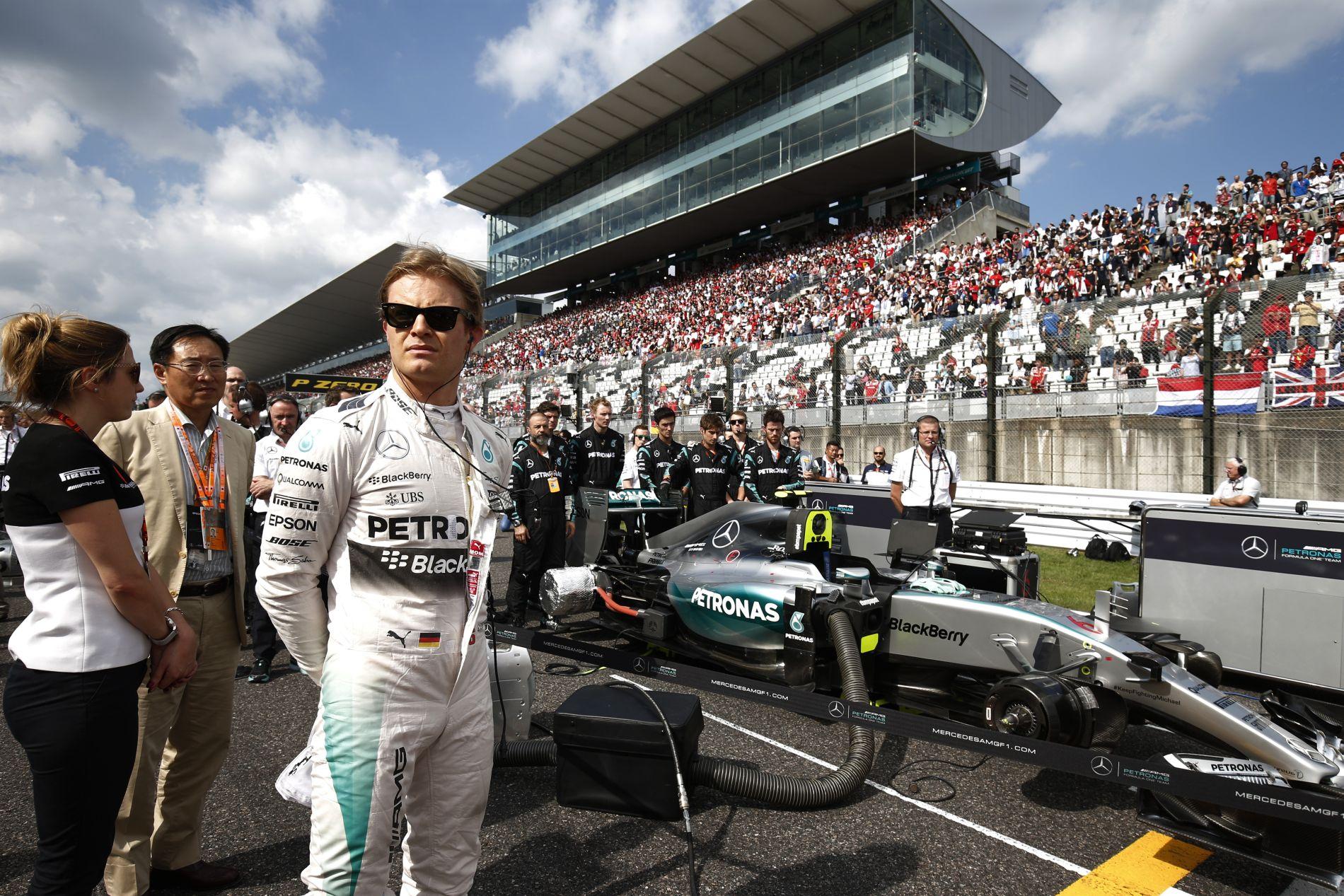 Csak egy maradhat: Hamilton és Rosberg is csúcsra hajt Szocsiban