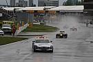 إمكانيّة تهاطل الأمطار خلال جائزة كندا الكبرى
