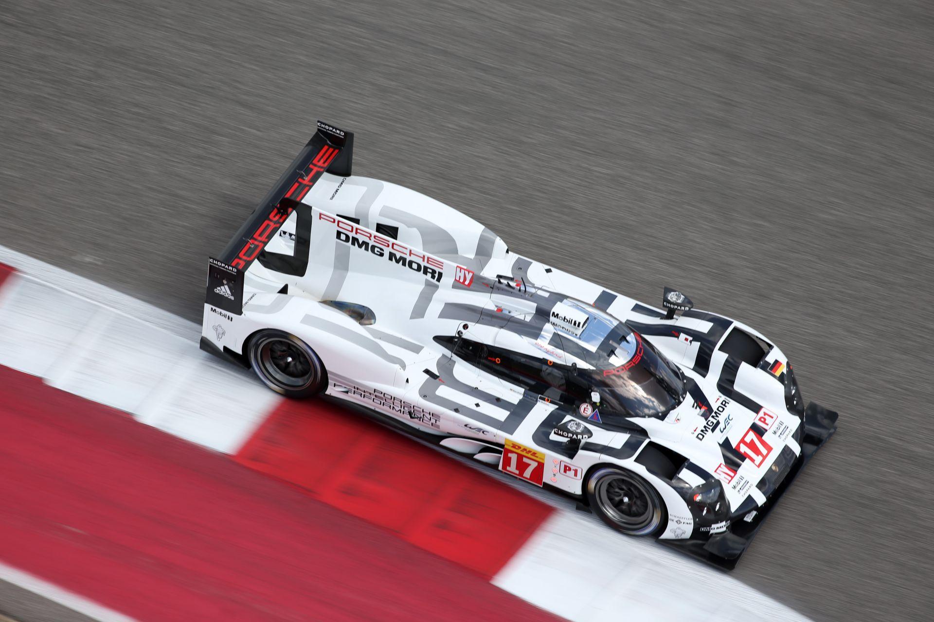 WEC: Webber újabb rajtelsősége a Porsche 919 Hibrid volánja mögött
