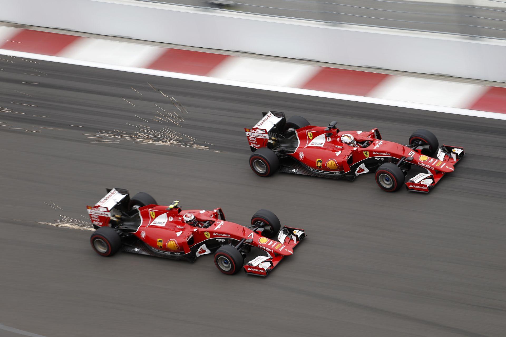 A Ferrari már maximálisan a 2016-os autóra koncentrál!