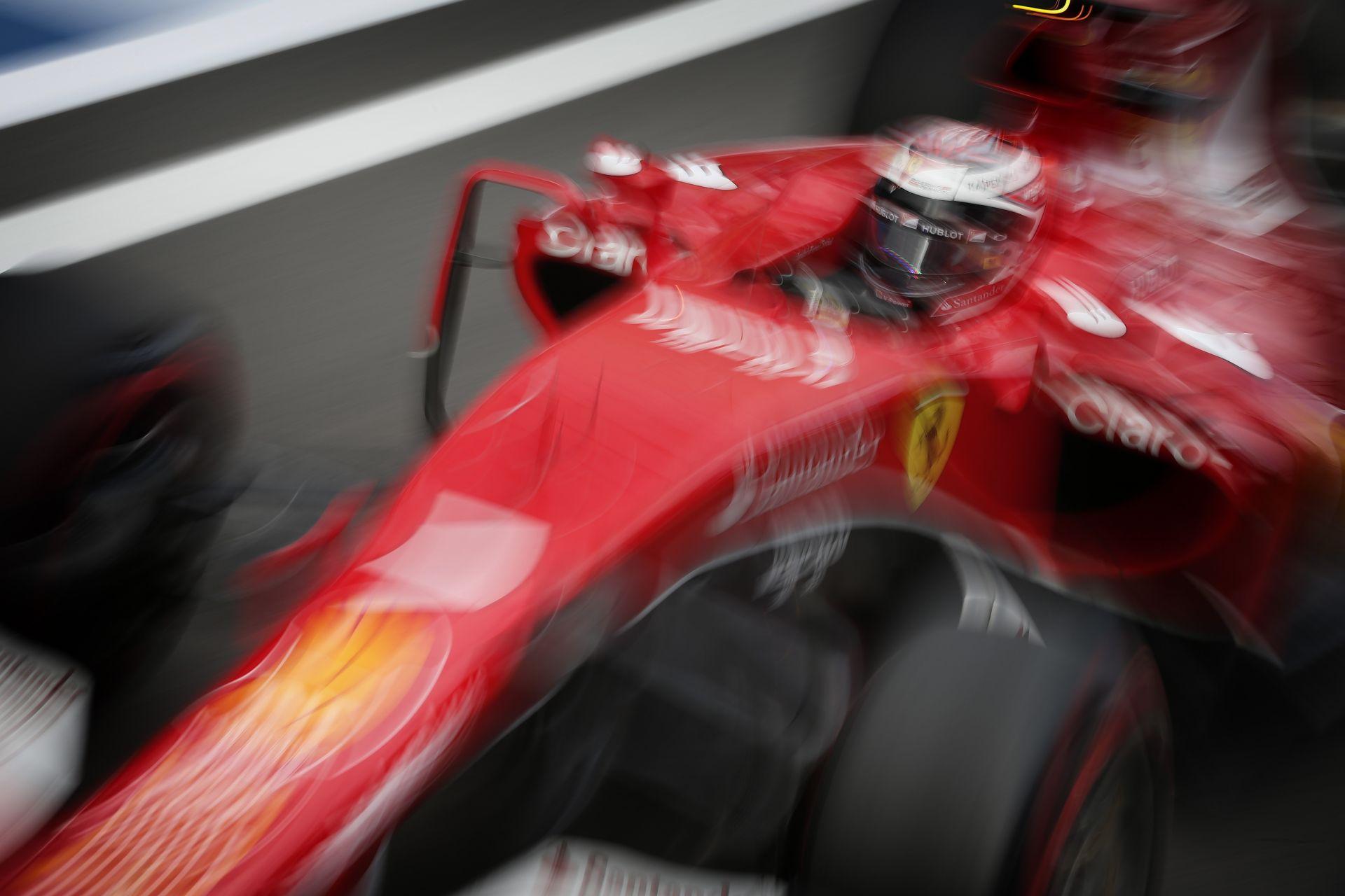 Räikkönen frusztrációja vezetett az ütközéshez!