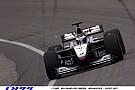 Hakkinen őrülten hangos és karakteres száguldása a McLarennel Indianapolisban