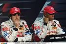 Alonso azt hitte, hogy Hamilton 2015-re már ötszörös vagy hatszoros Forma-1-es bajnok lesz!