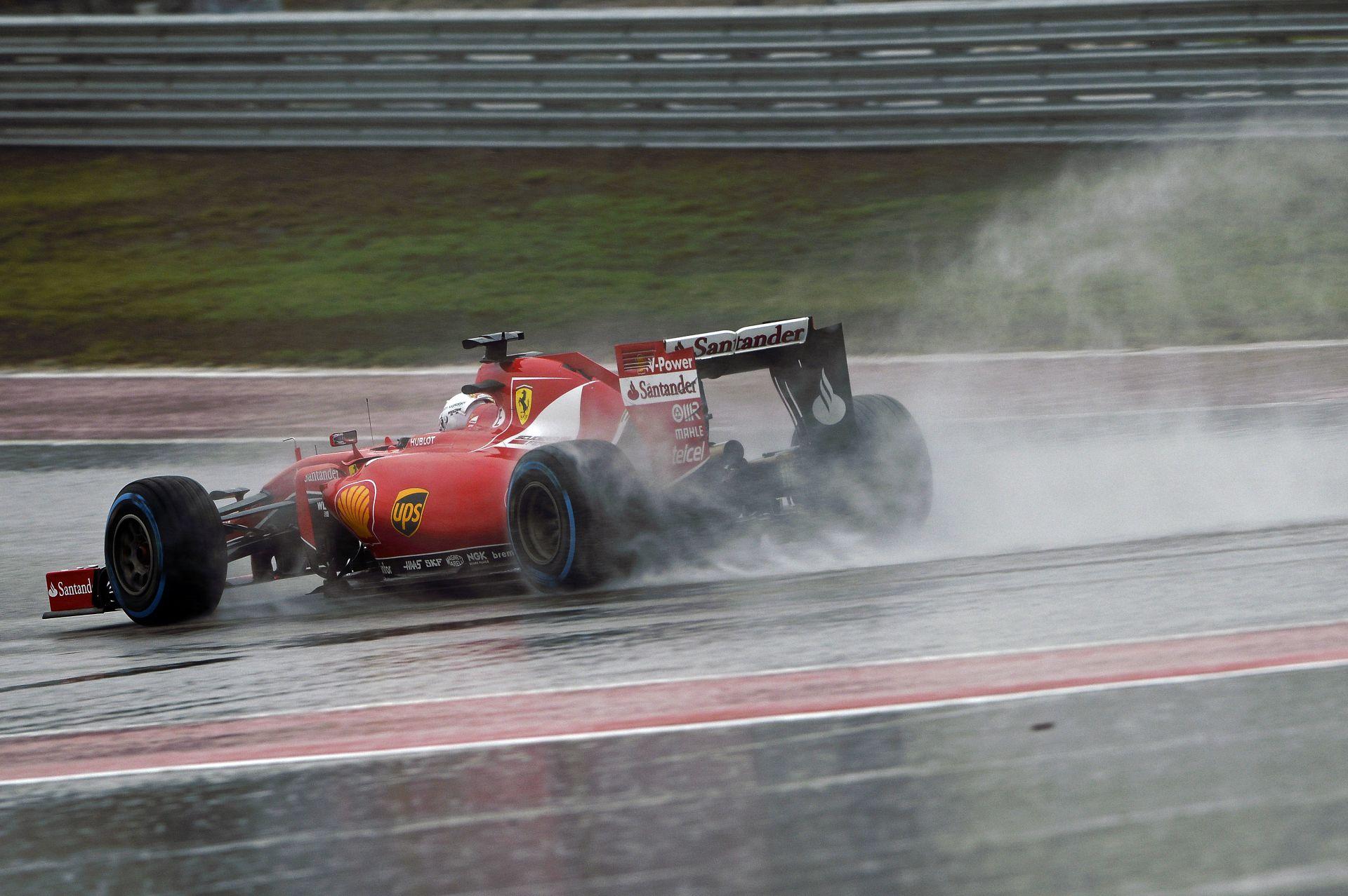 Vettel: vannak golyóim, de nem kristályból