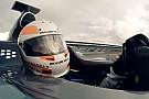 Egy ex-F1-es versenyző élete egyik legszebb napja: pályára vihette Hamilton idei gépét