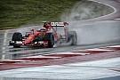 Sokkoló képek az amerikai F1-es pályáról: teljesen víz alá került