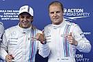 Bottas és Massa 2016-ban is a Williams versenyzője - hivatalos