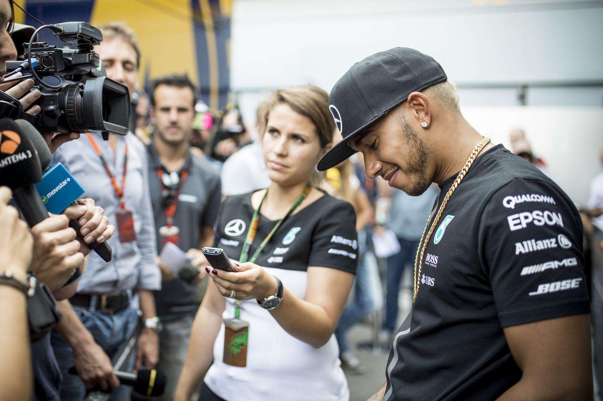 A Williams szerint ki fogják zárni Hamiltont