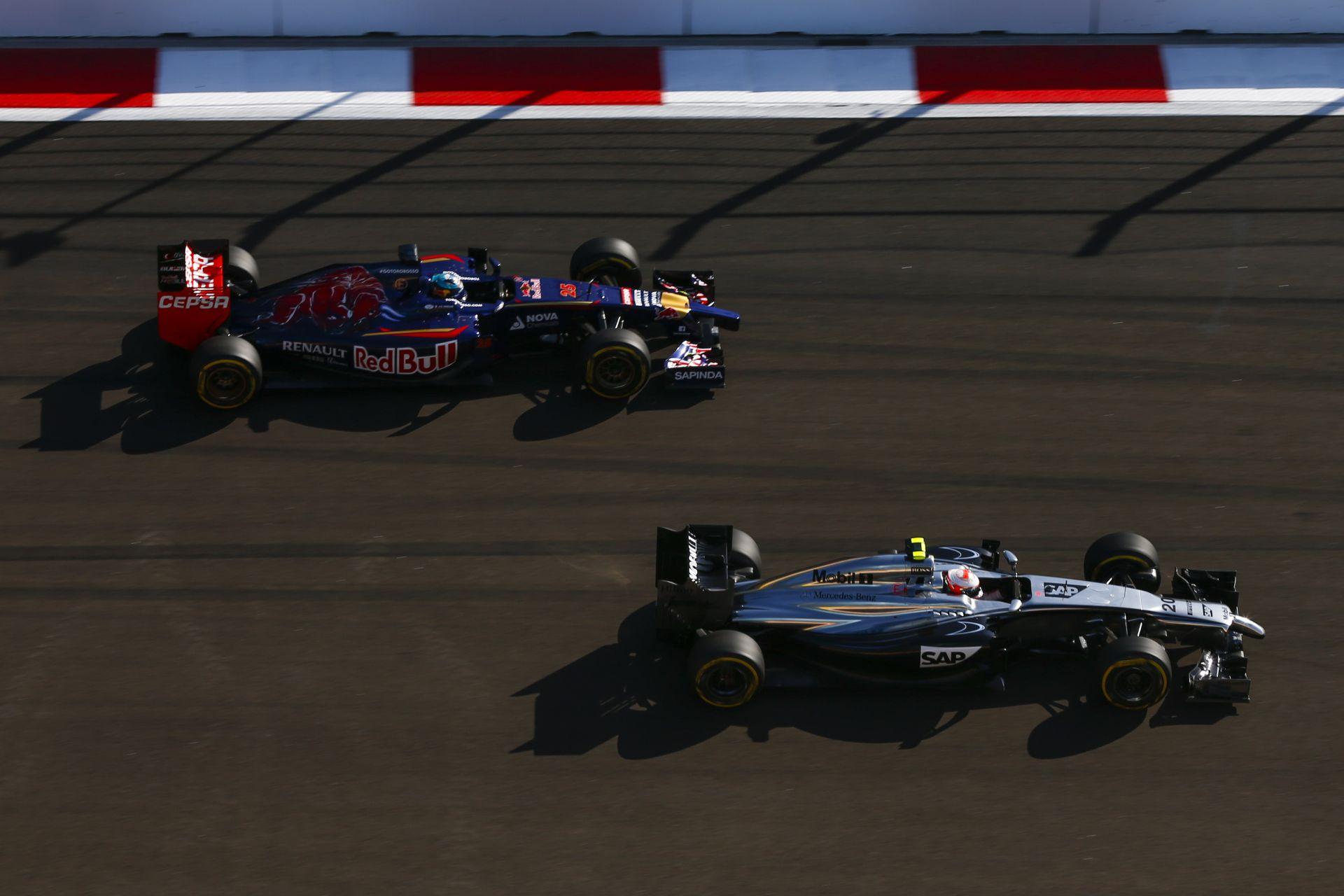 Váratlan fordulat: a Haas Racingnél a Vergne-Magnussen páros a befutó?