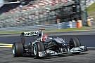 Schumacher küldi neki a Mercedesszel Suzukában