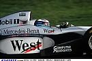Bődületesen karakteresen szól Hakkinen alatt az 1997-es McLaren Suzukában