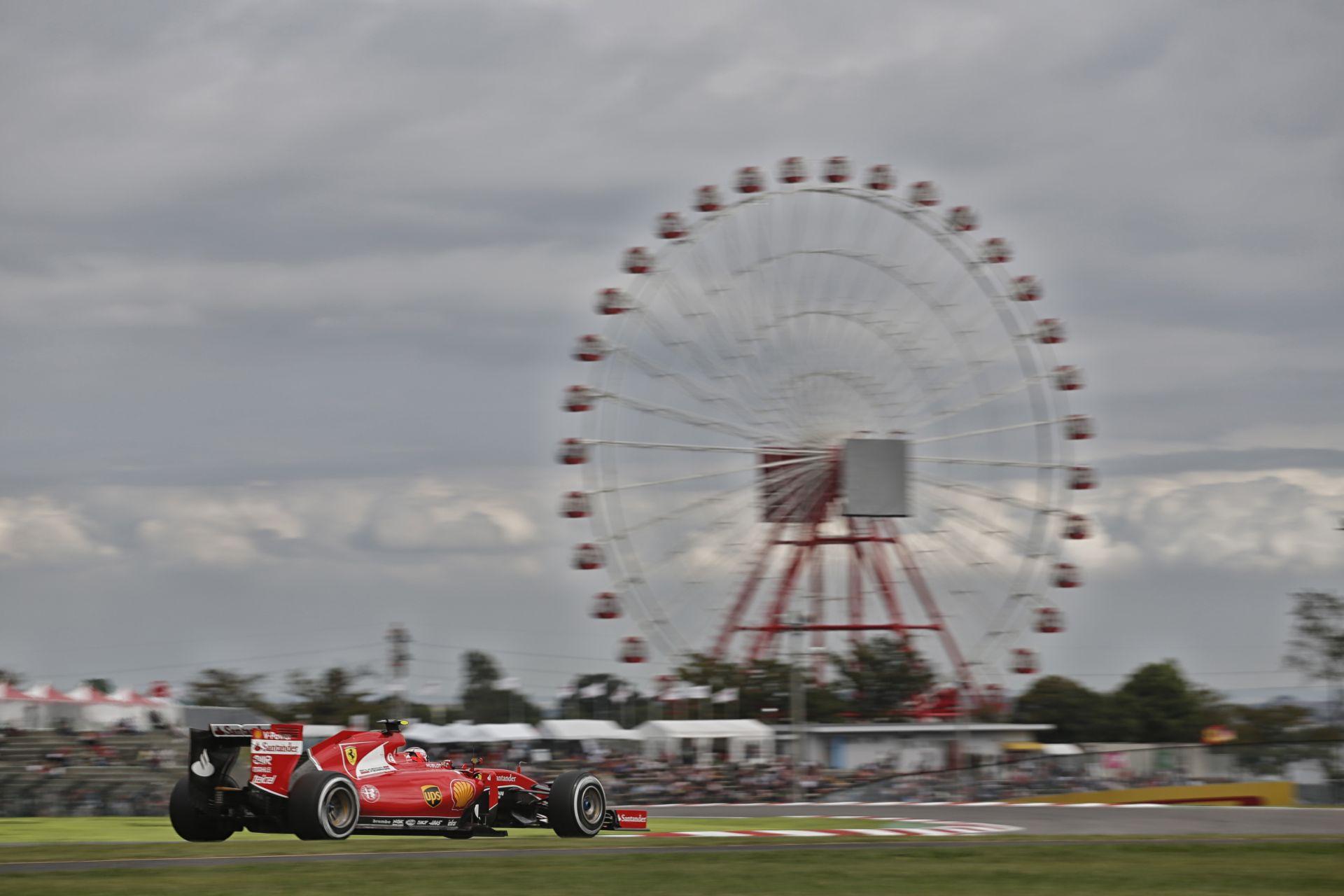 """Raikkönen a mai negyedik helye után Japánban: """"Valószínűleg ez volt a maximum"""""""