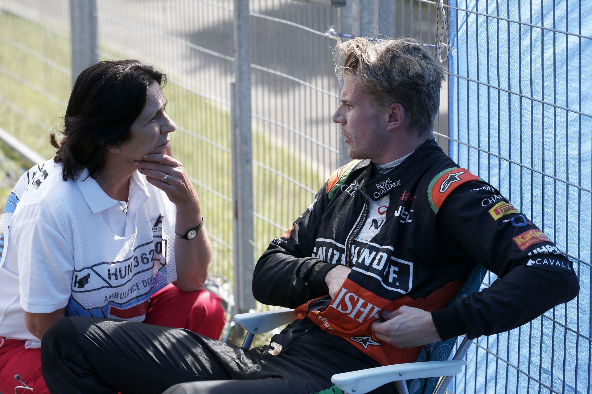 Hülkenberg 2016-ban a Haas Racingnél köthet ki?