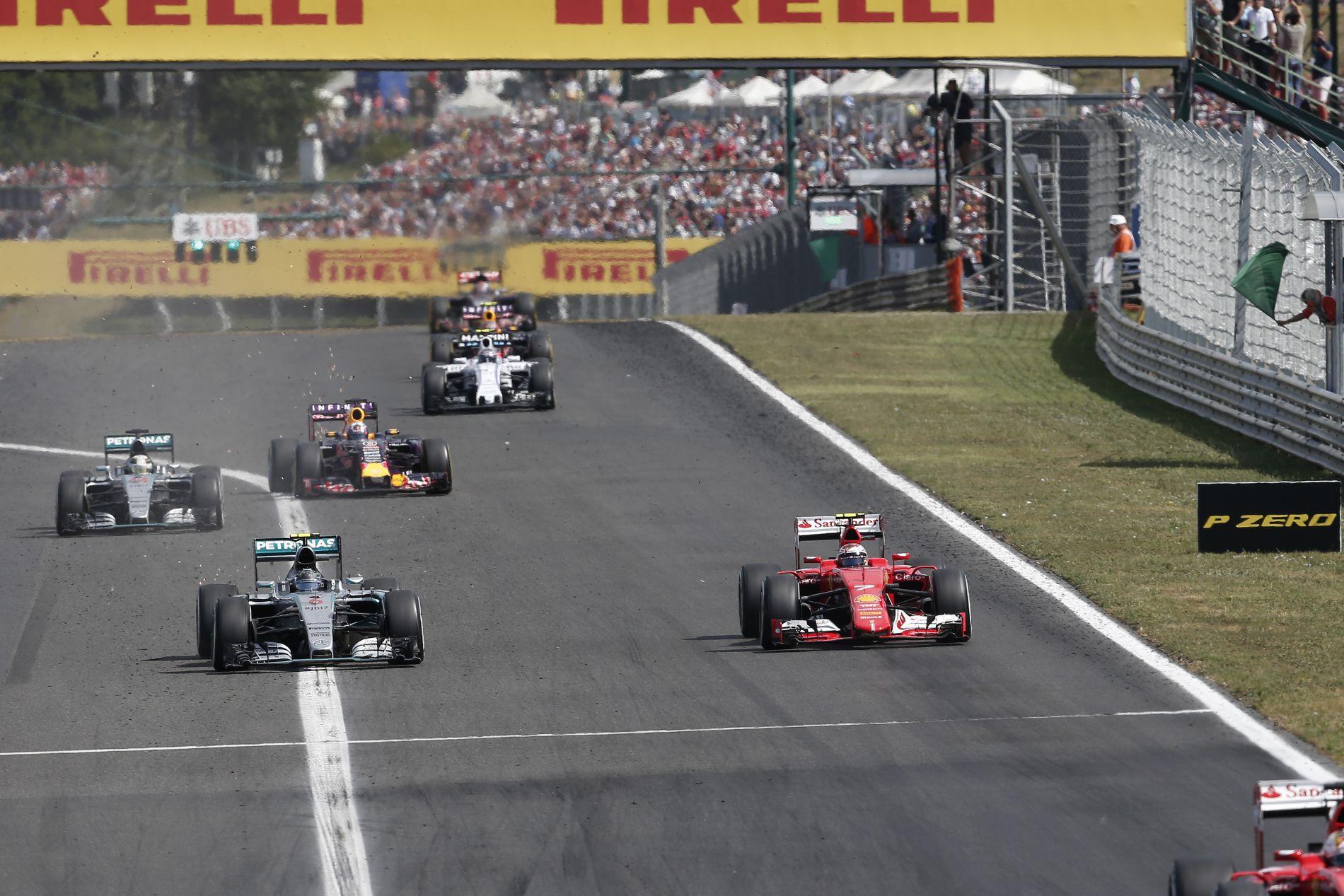 Rosberg örül a változásnak, Hamilton nem túl bizakodó: még rosszabb rajtok a Mercedesnél?