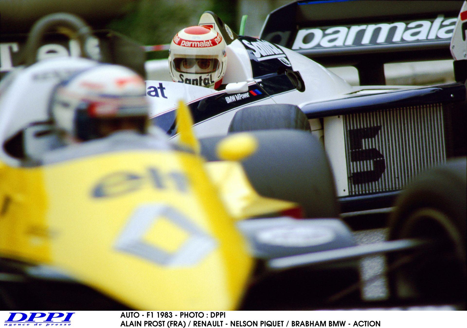 Alain Prost varázsol és megnyeri az Osztrák Nagydíjat a Ferrari és a Brabham-BMW előtt