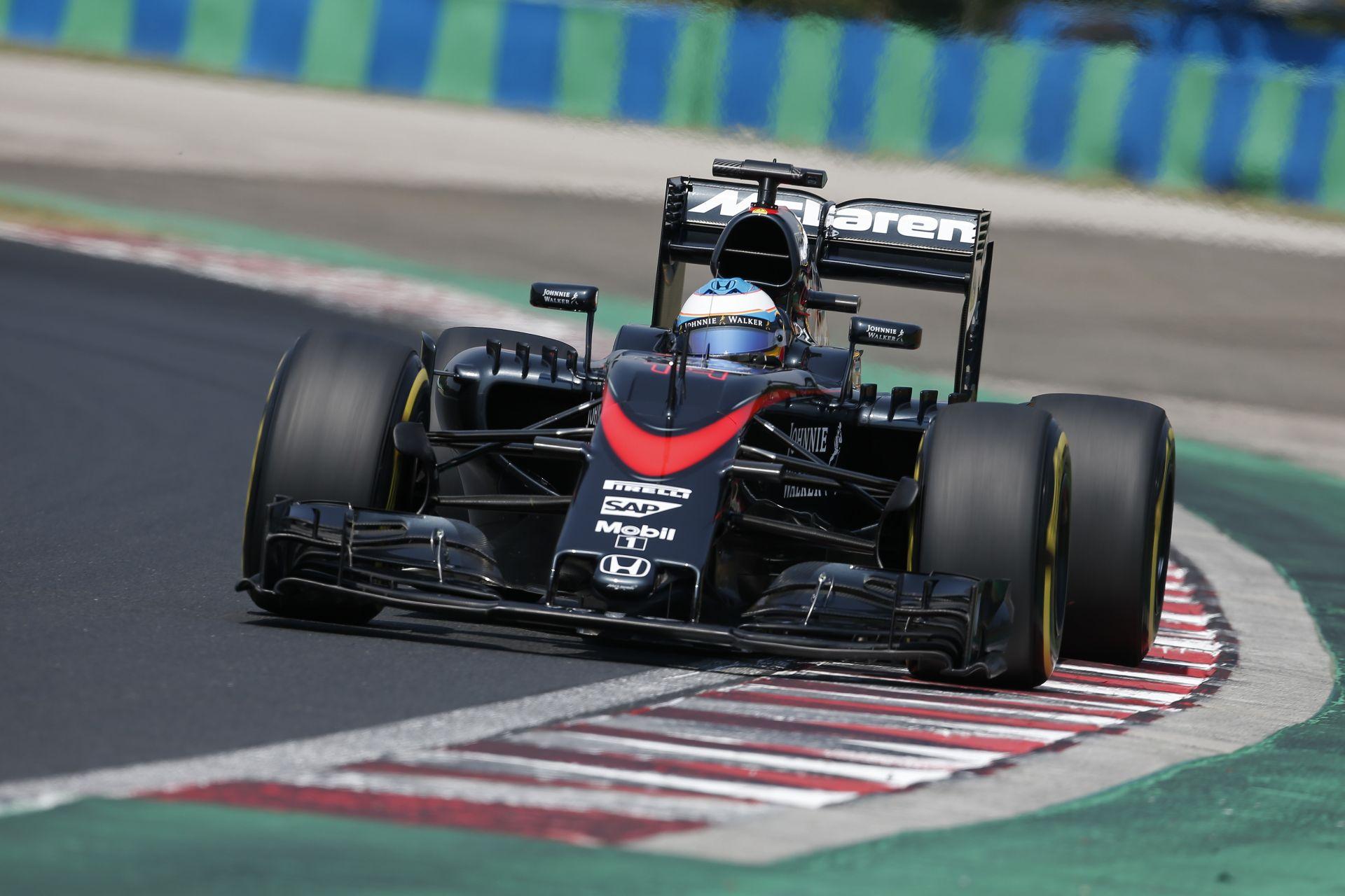 Alonso még soha nem nyerte meg a Belga Nagydíjat a Forma-1-ben! Majd most a McLaren-Hondával?