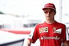 HIVATALOS: A Ferrari megerősítette, Kimi Raikkönen 2016-ban is Vettel csapattársa lesz!
