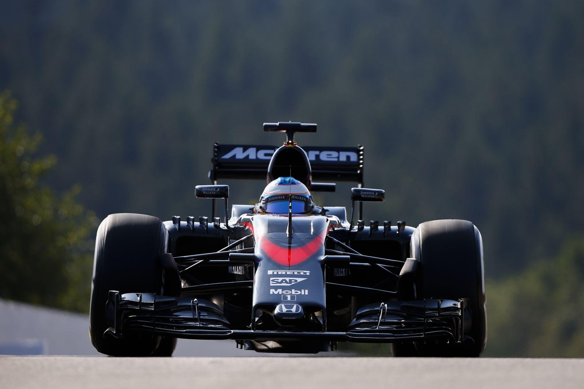 Alonso szerint csak egy lehetséges út maradt: kockáztatni kell, nincs mit veszíteni