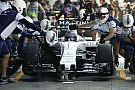 A Williams maga sem érti, hogyan kerülhetett fel közepes abroncs Bottas jobb hátsójára