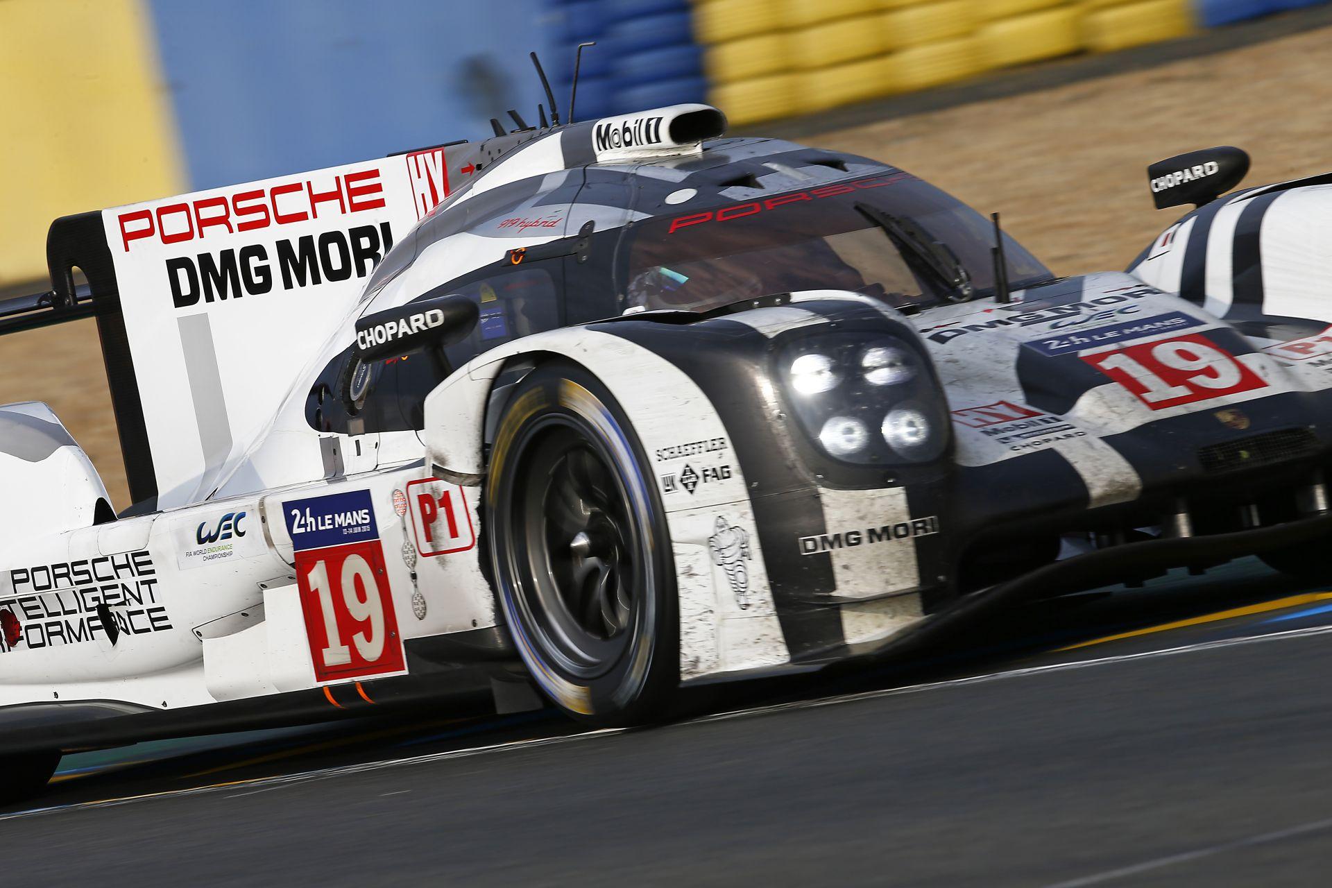Hülkenberg jövőre megvédené a címét Le Mans-ban a Porschéval
