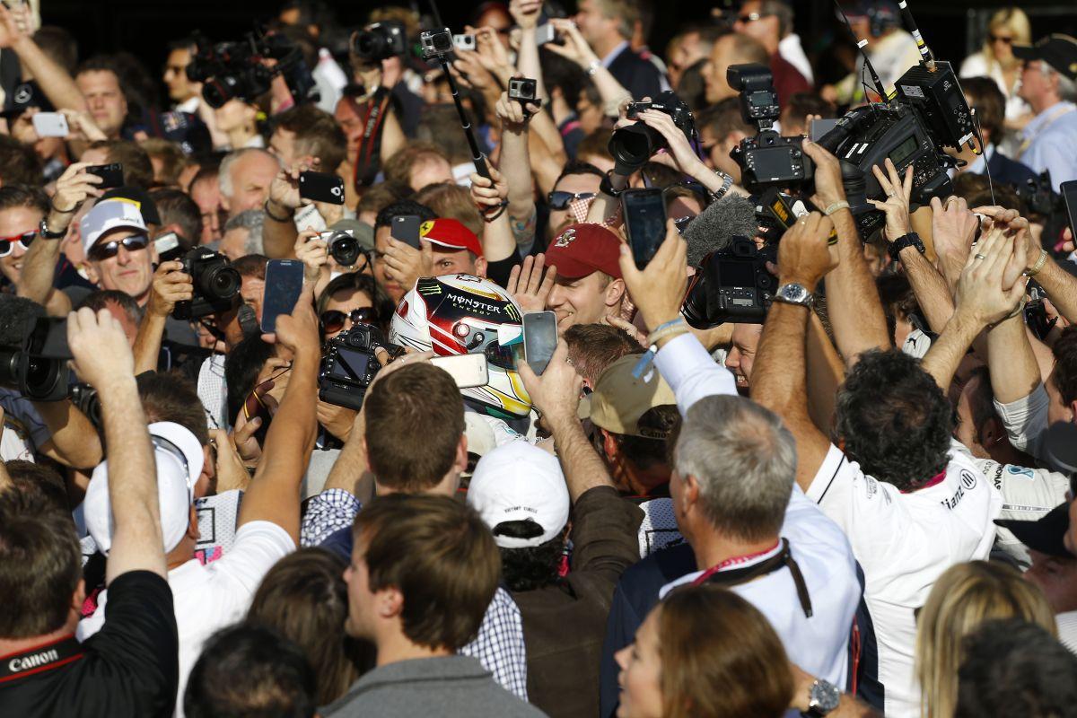 Hamilton úgy összpontosít idén, mint egy jedi lovag: ez bejön a brit bajnoknak