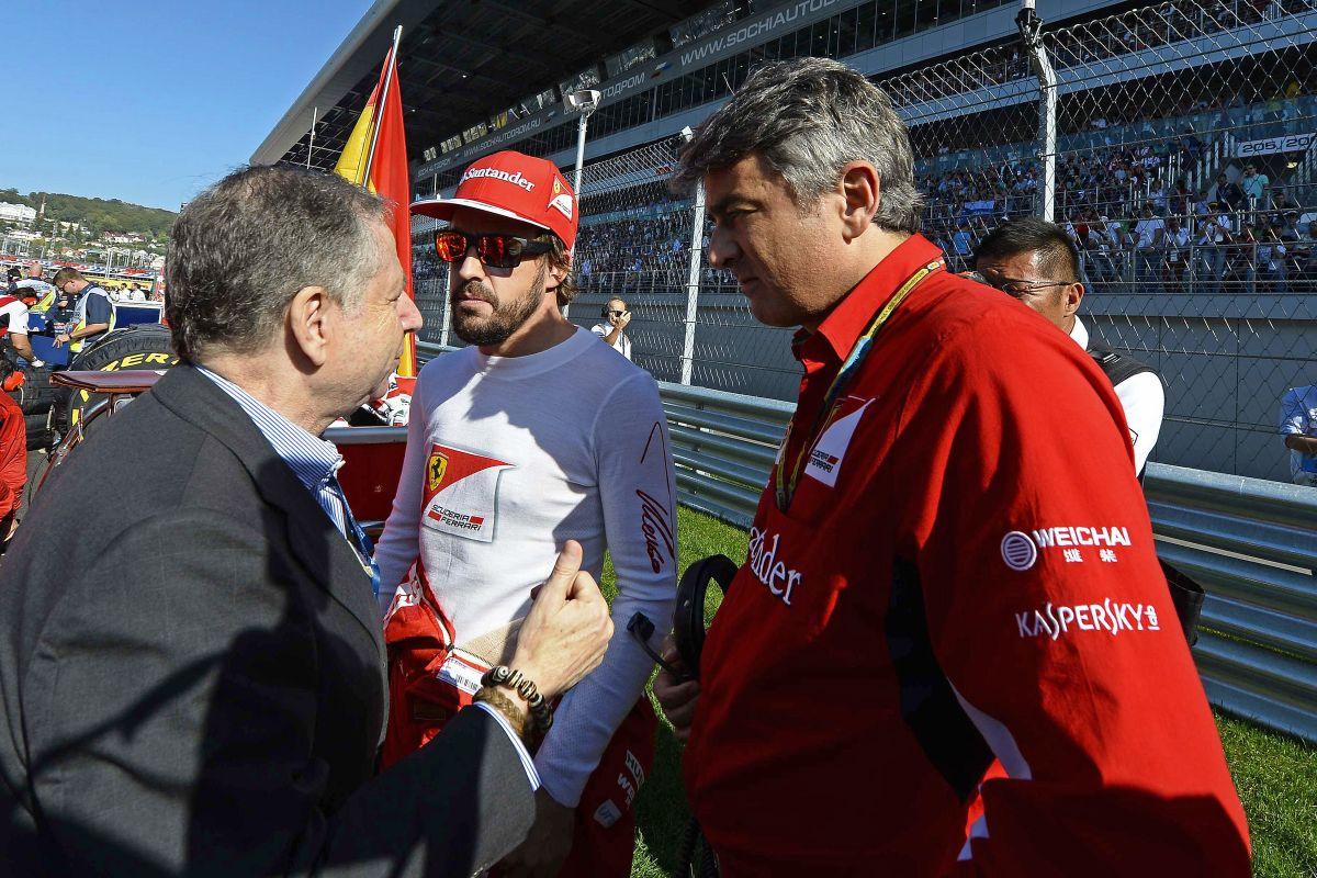A Ferrari az eredményekre akar koncentrálni: hadd ne mondjanak semmit a 2015-ös párosról