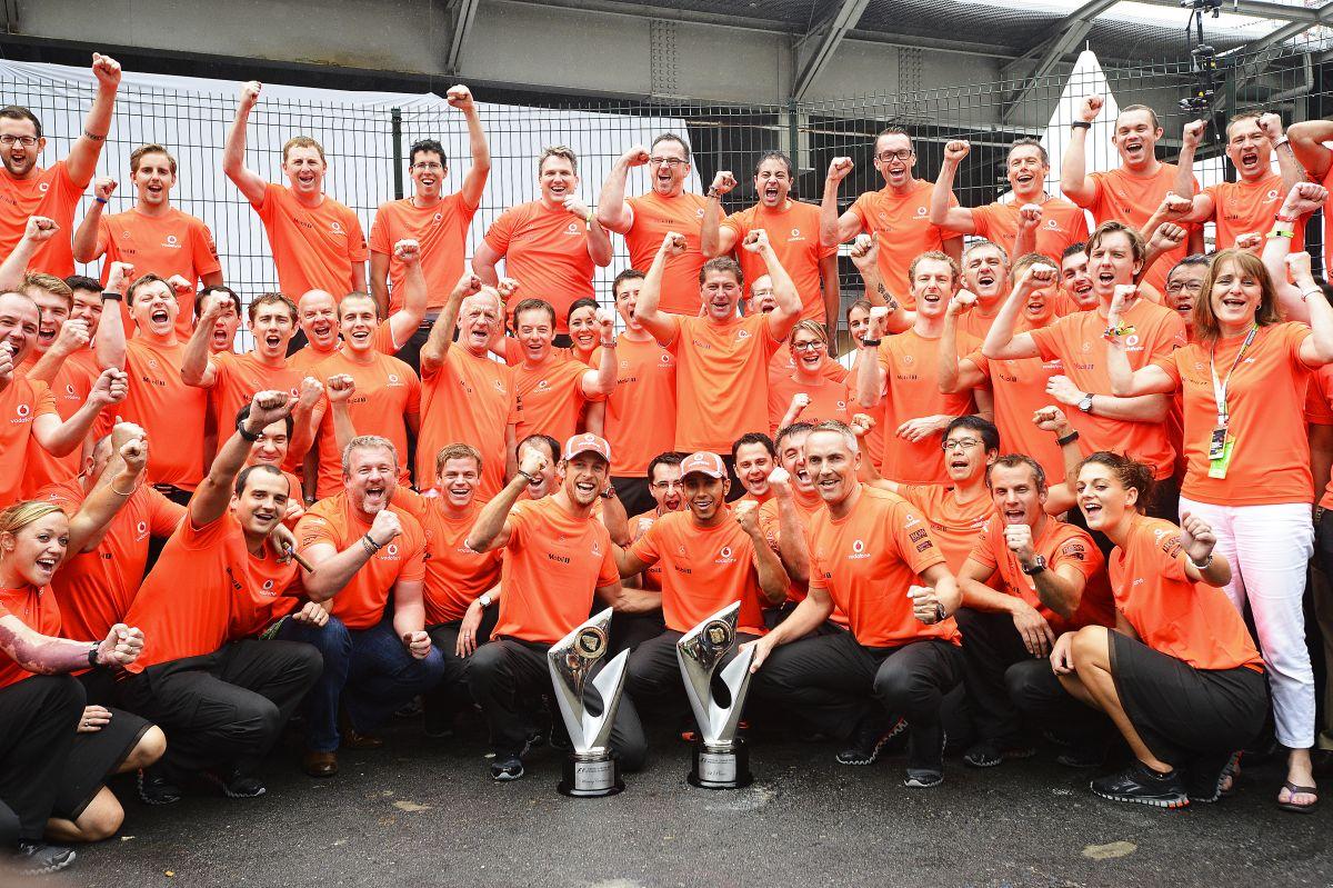 A McLaren két éve nem nyert versenyt: a cél az erős pontszerzés Interlagosban