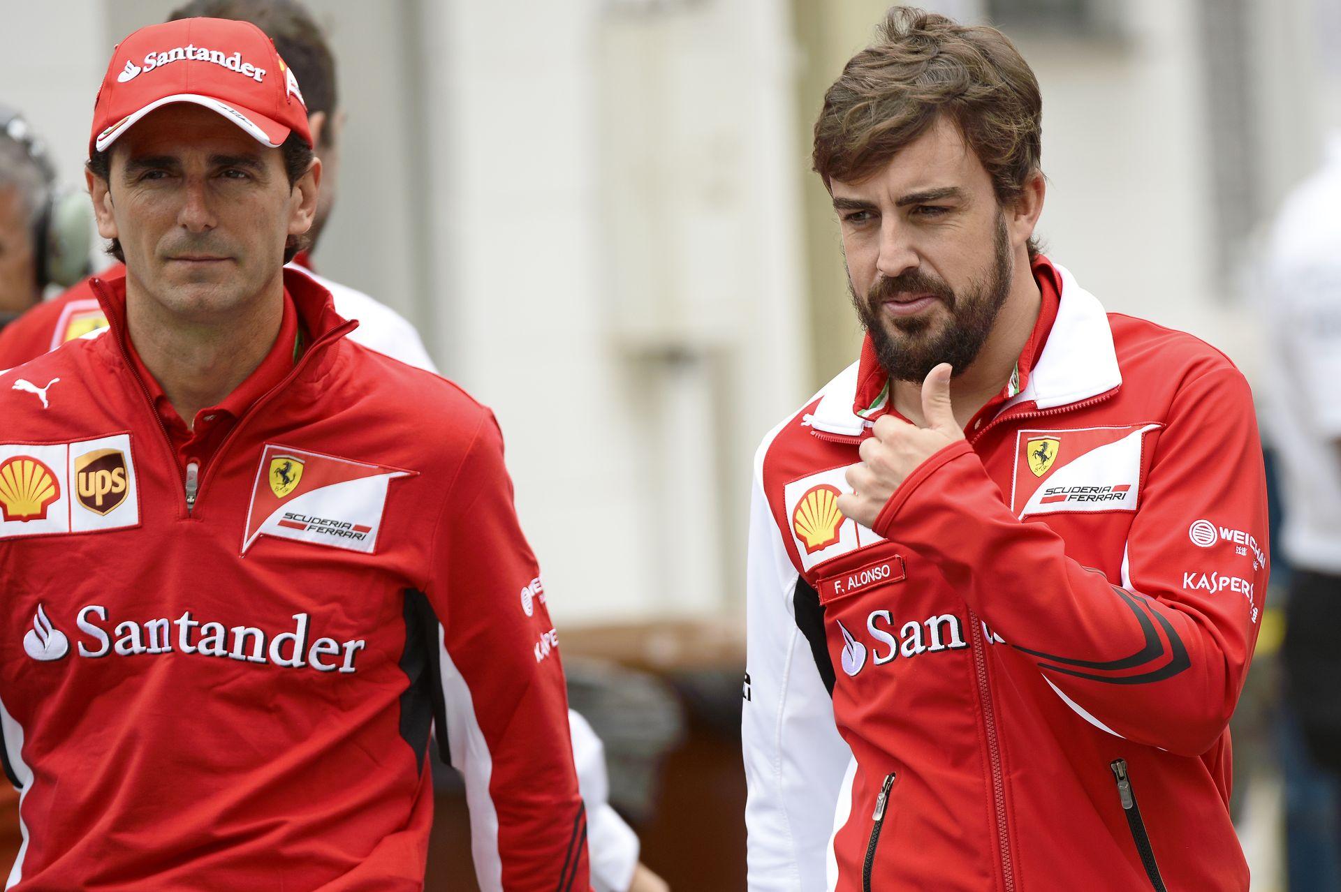 Alonso: Két bajnokságot nyertem és két bajnokságot vesztettem el ezen a pályán