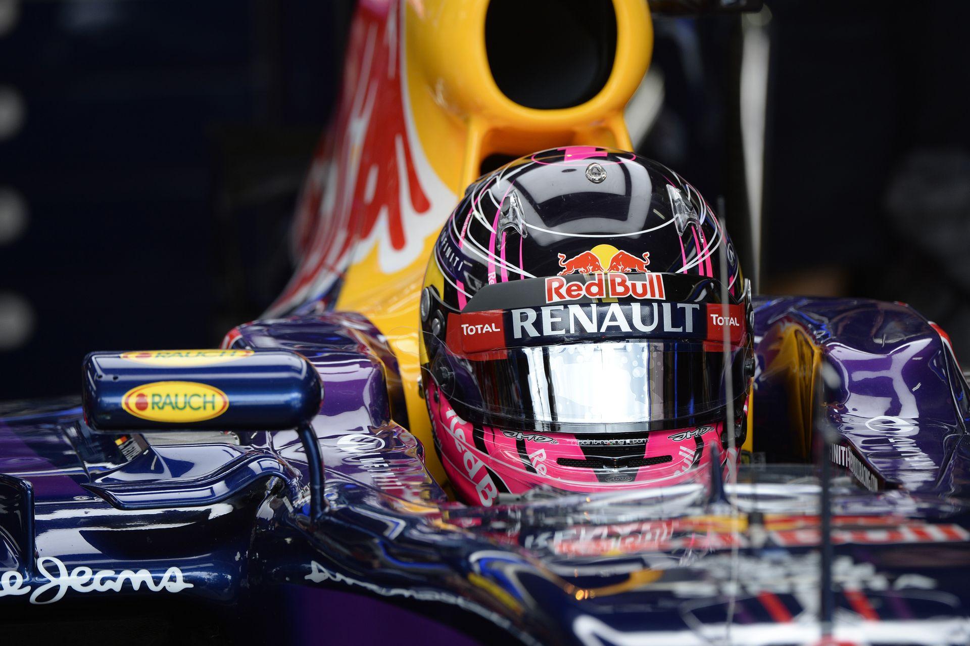 Vettel szerint a vasárnapi futam Brazíliában kínszenvedés is lehet a mezőny számára