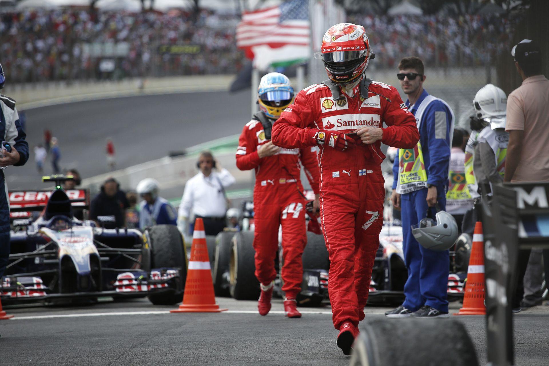 Alonso: Mindig elégedettséggel tölt el, ha legyőzöm Raikkönent! Ez ma sem volt másképp!