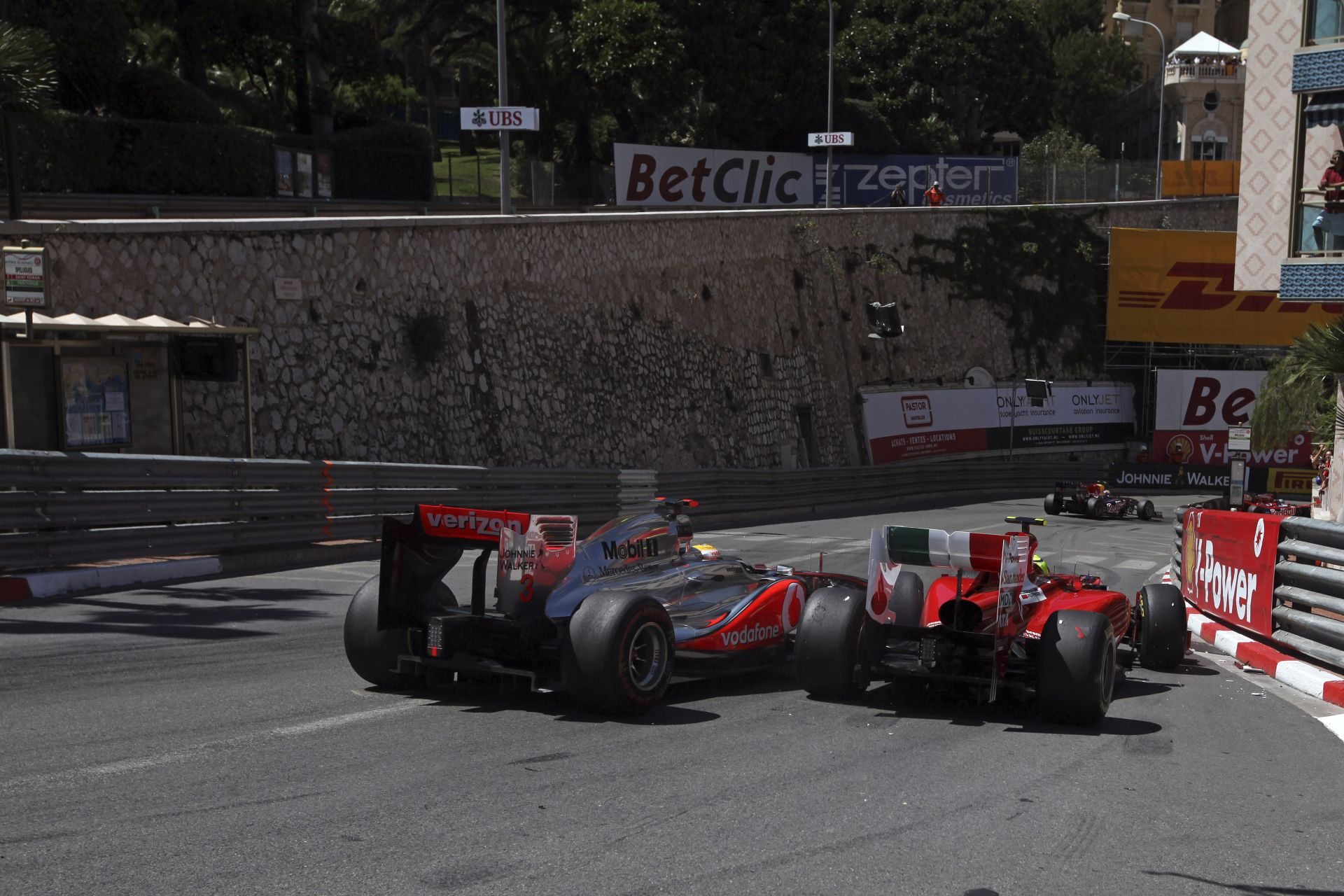 Massa: Hamilton nem koncentrált 2011-ben