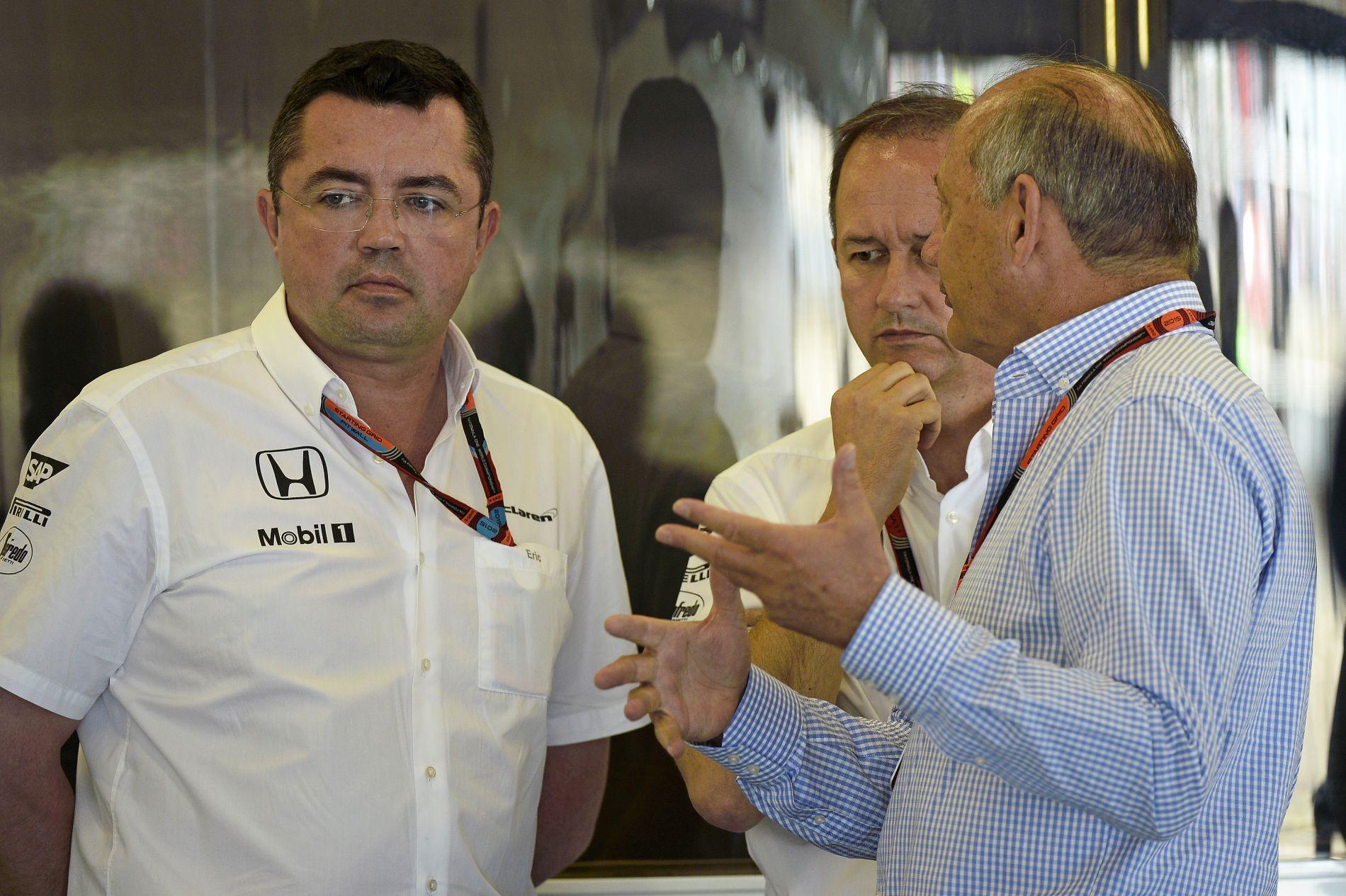 Motiváló erőként kell használni a fájdalmat a McLarennél: kereskedelmileg is árt a helyzet