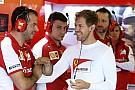 Vettel: Egyszerűen nincs idő rá, hogy a Forma-1-ben magamat adjam!